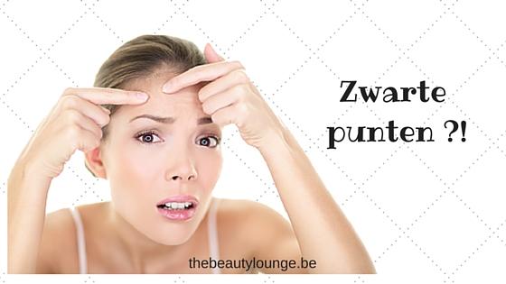 Zwarte Puntjes – The Beauty Lounge
