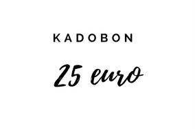 Kadobon € 25