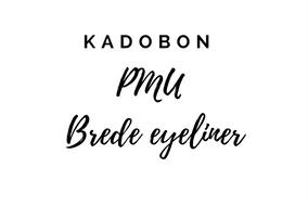 Kadobon PMU Brede Eyeliner