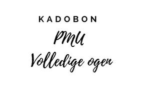 Kadobon PMU Volledige Ogen