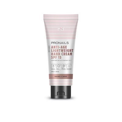 Anti-Age Lightweight Hand Cream SPF 15 – 50 Ml