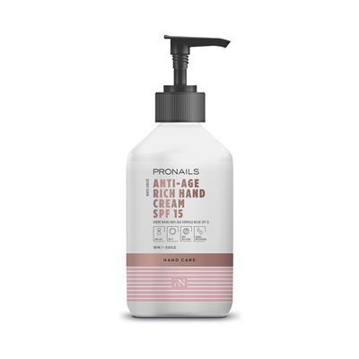 Anti-Age Hand Cream Rich SPF 15 – 300 Ml