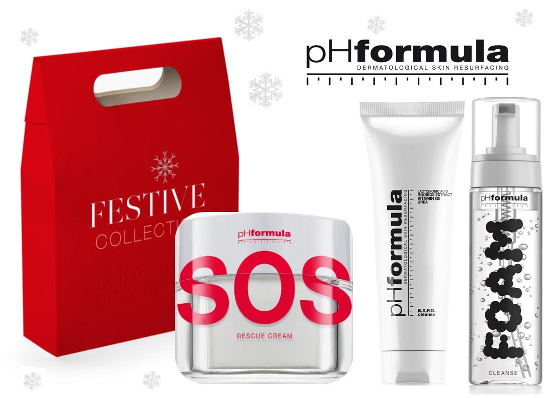 pHformula SOS cream The Beauty Lounge