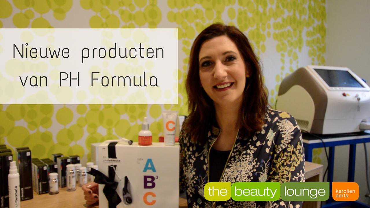 Nieuwe Producten Van PH Formula