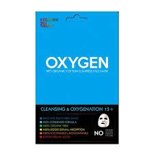 Oxygen Vliesmasker
