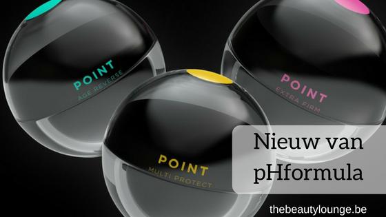 Nieuw : POINT Crèmes Van PHformula