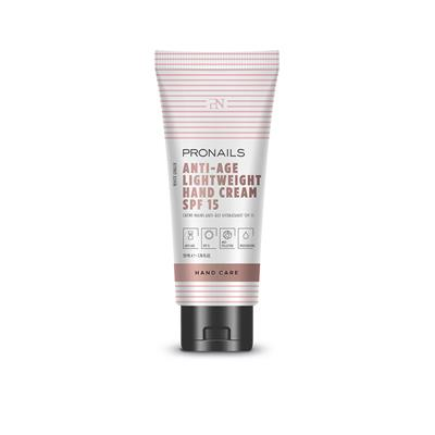 Anti-Age Lightweight Hand Cream SPF 15 – 50 Ml
