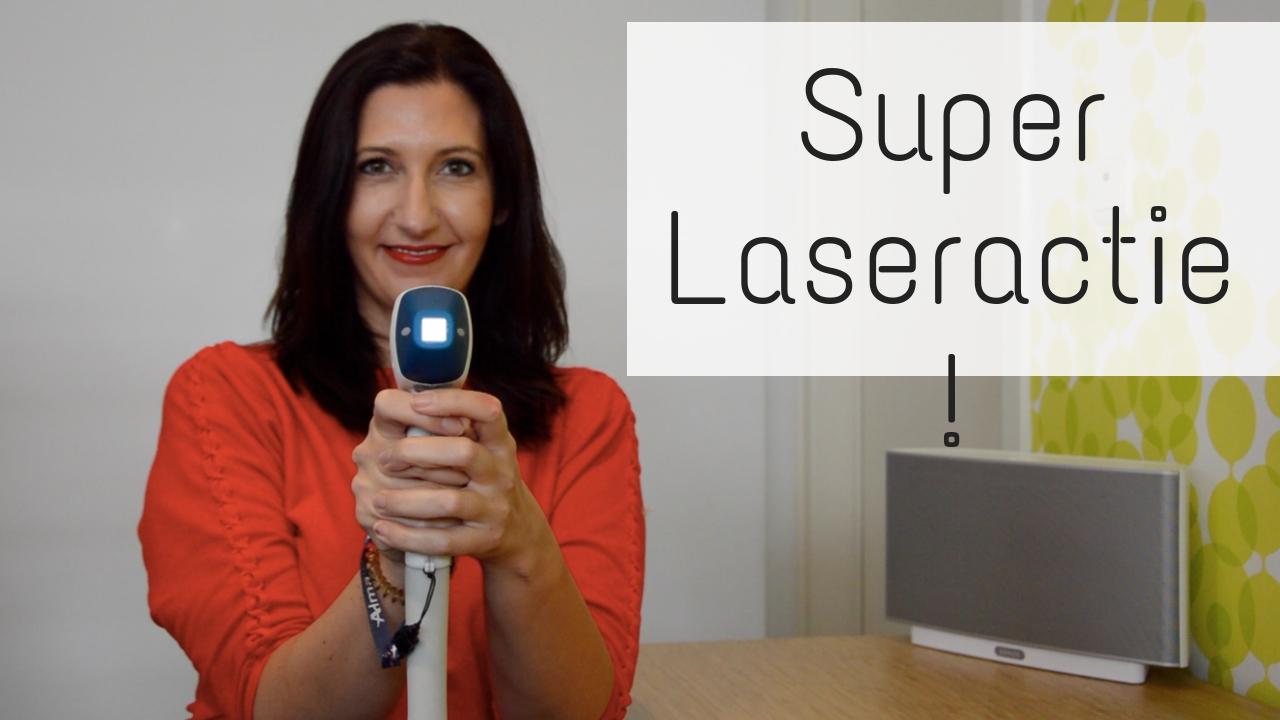 Super Laseractie