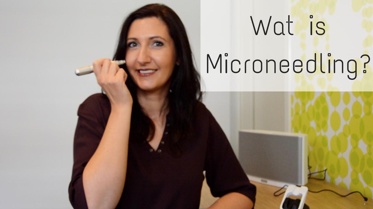 Wat Is Microneedling?