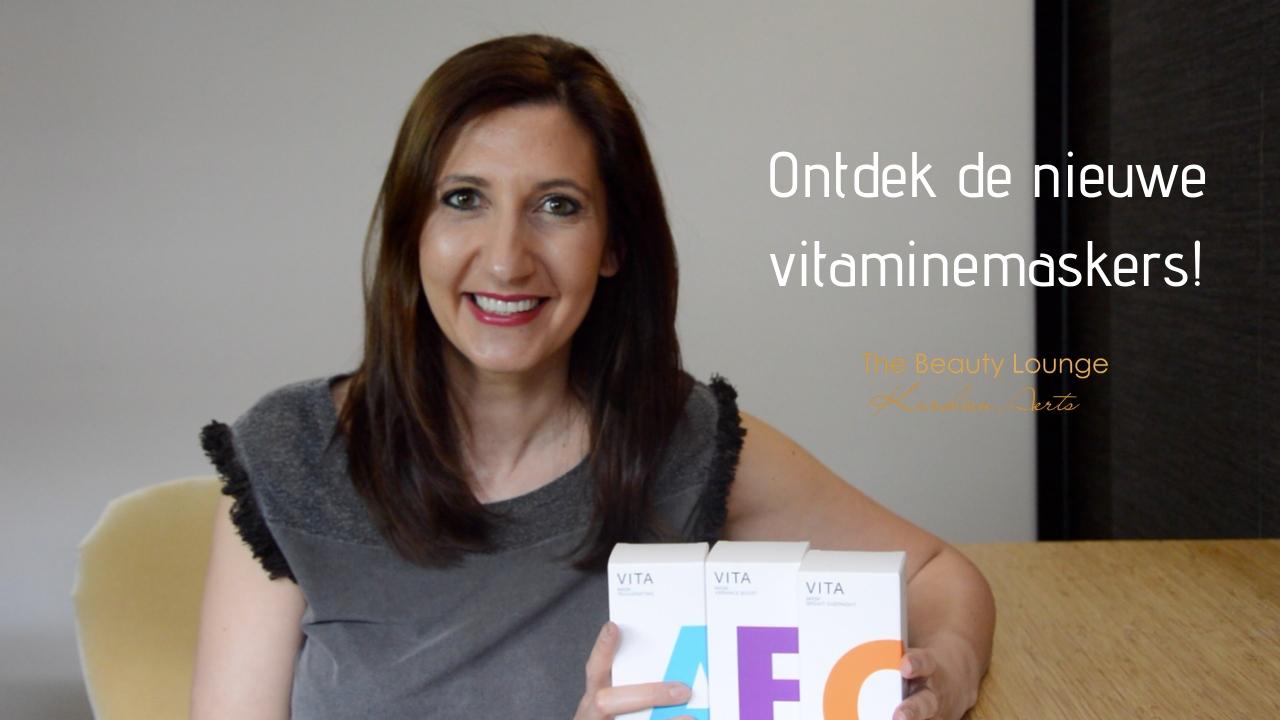 Ontdek De Nieuwe Vitaminemaskers!