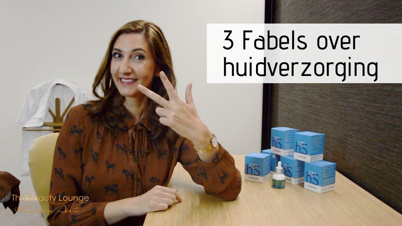 3 Fabels Over Huidverzorging