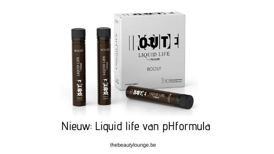 Nieuw: Liquid Life Van PHformula.