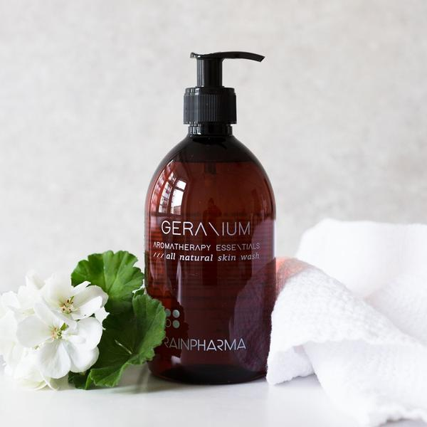 SKIN WASH GERANIUM 100 Ml