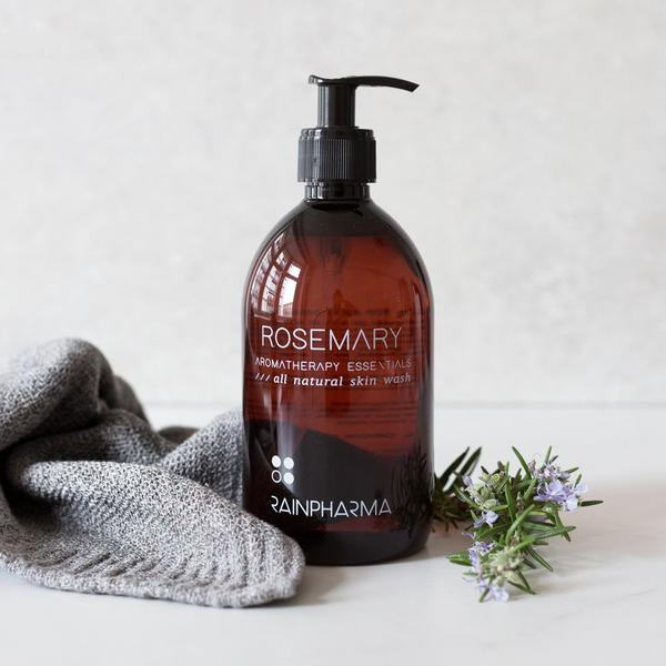 SKIN WASH ROSEMARY 100 Ml