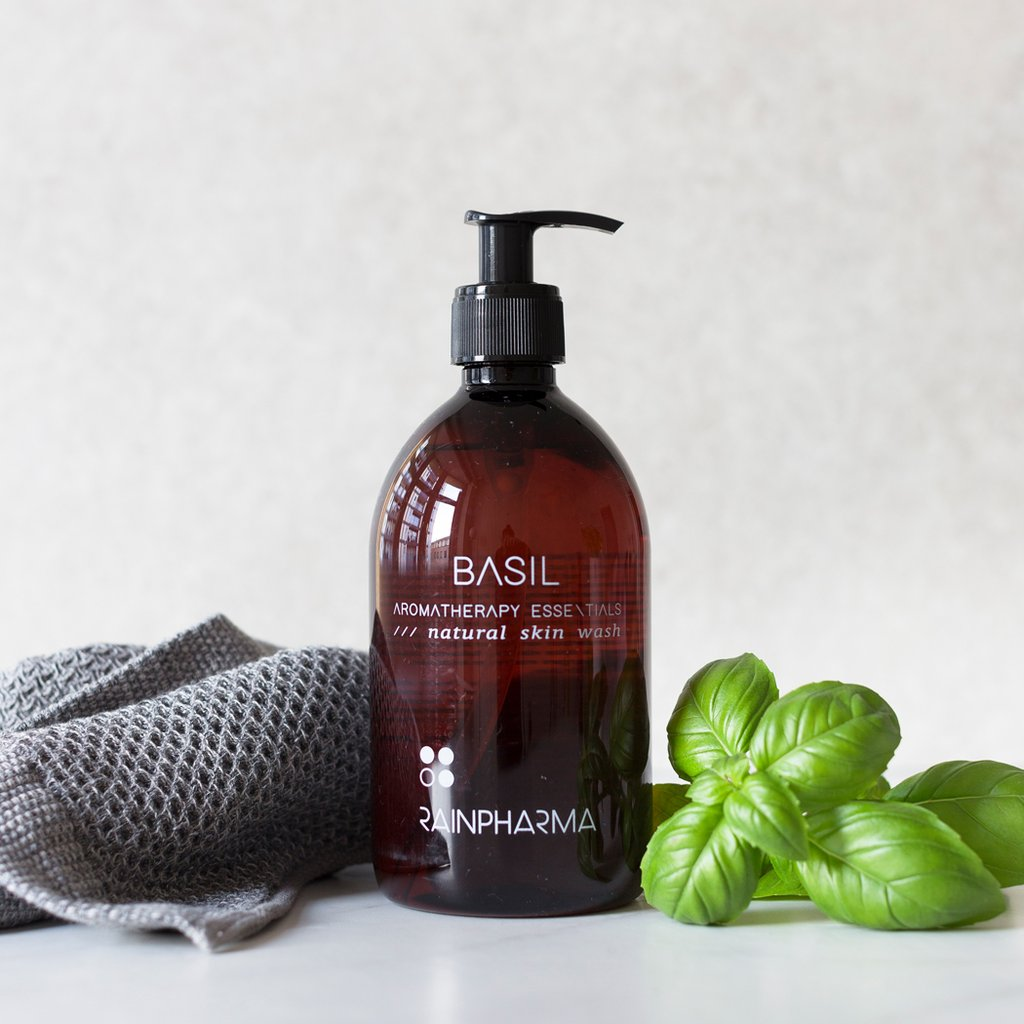 SKIN WASH BASIL 100 ML