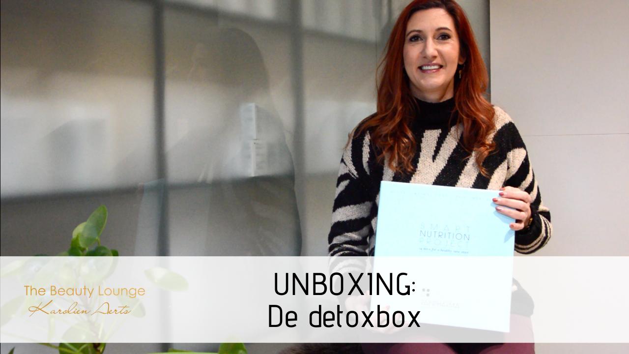 UNBOXING: De Detoxbox