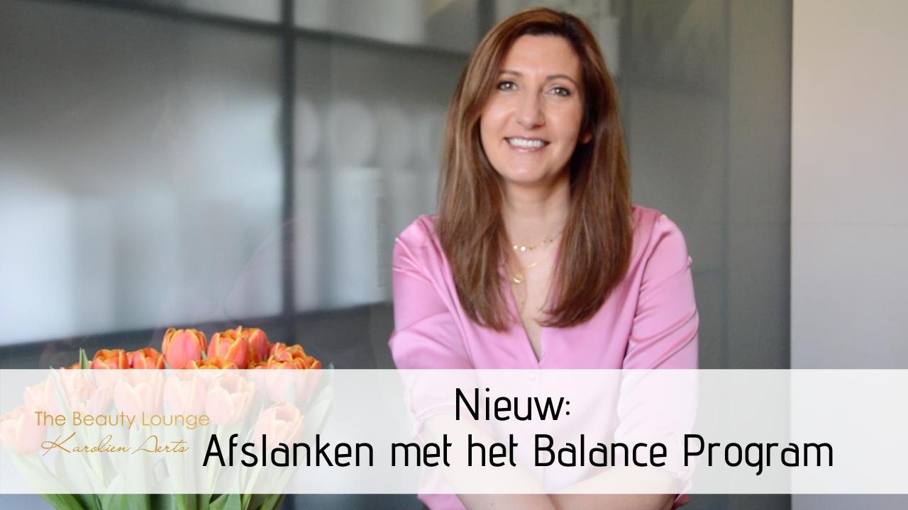 Nieuw:  Afslanken Met Het Balance Program
