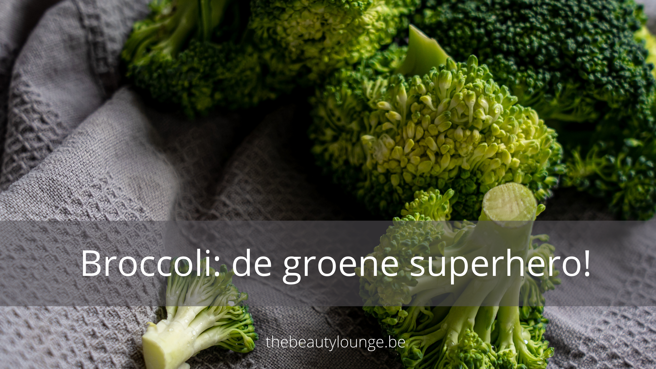 Nieuw: Detoxifying Broccoli Seed Caps.
